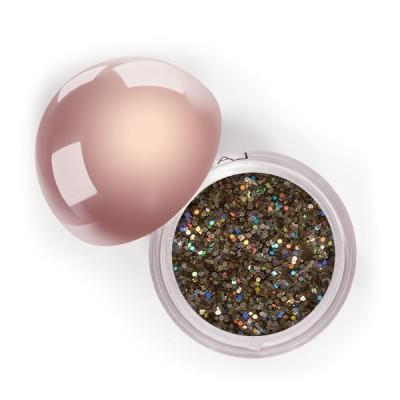 "Сияющий блеск для век ""Глиттер"" Crystalized Glitter LASplash Angel's Tip: фото"