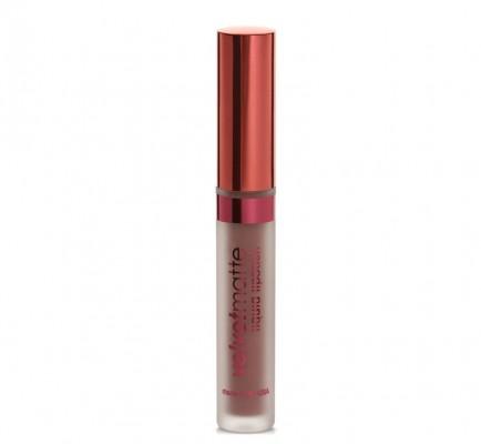 Матовая жидкая помада для губ VelvetMatte Liquid Lipstick LASplash Latte: фото