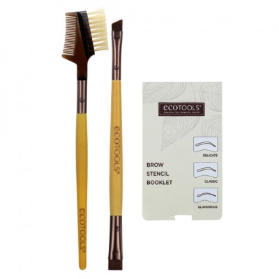 Набор для формирования бровей Brow Shaping Set EcoTools: фото