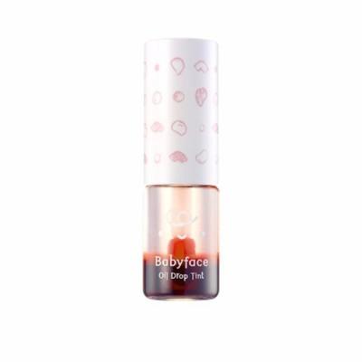 Масляный тинт для губ It's Skin Babyface, тон 03, оранжевый, 9м: фото