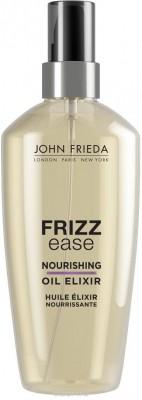 Питательное масло-эликсир для волос John Frieda Frizz-Ease 100 мл: фото