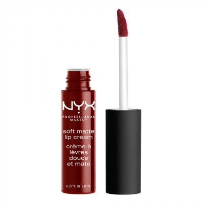 Жидкая помада NYX Professional Makeup Soft Matte Lip Cream - MADRID 27: фото