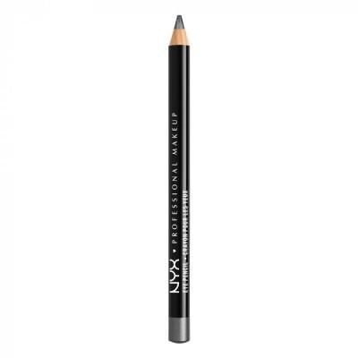 Карандаш для век NYX Professional Makeup Slim Eye Pencil - GRAY 919: фото