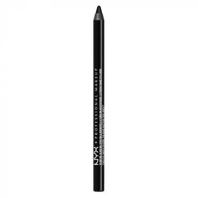 Карандаш для век NYX Professional Makeup Slide On Pencil - JET BLACK 07: фото