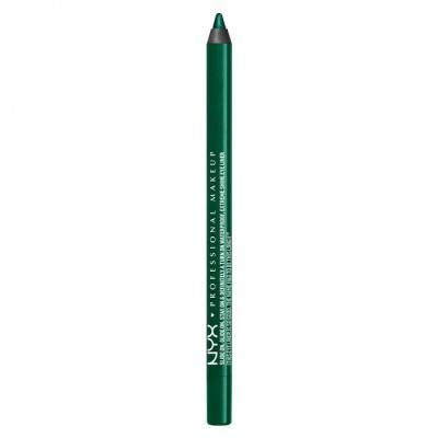 Карандаш для век NYX Professional Makeup Slide On Pencil - TROPICAL GREEN 09: фото