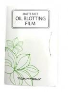 Матирующие салфетки TONY MOLY 3M Oil Blotting Film 50 шт: фото