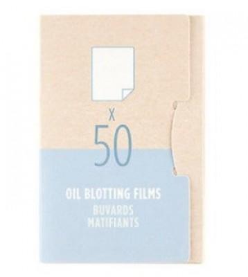 Салфетки матирующие THE FACE SHOP Oil blotting films 50 шт: фото