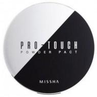 Пудра компактная MISSHA Pro-Touch Powder Pact SPF25/PA++ №21: фото