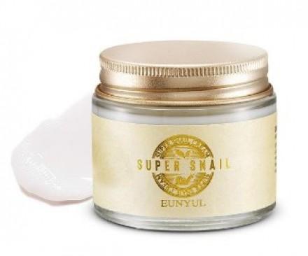 Крем с муцином улитки EUNYUL Super snail cream 70г: фото