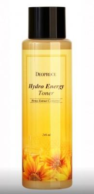 Тонер с экстрактом меда DEOPROCE Hydro energy toner 240мл: фото