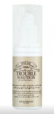 Эссенция против акне GRAYMELIN Trouble Solution Special Pore Essence 45г: фото