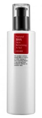 Тонер с BHA кислотами COSRX Natural BHA Skin Returning A-Sol 100мл: фото