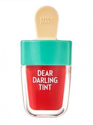 Увлажняющий гелевый тинт для губ ETUDE HOUSE Dear Darling Water Gel №307 Watermelon Red: фото