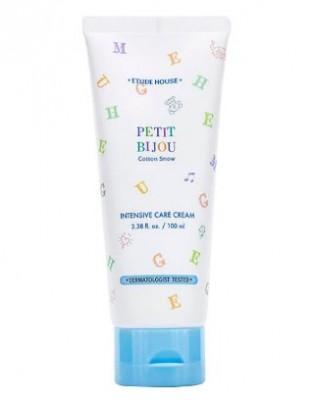 Крем для тела интенсивный ETUDE HOUSE Petit Bijou Cotton Snow Intensive Care Cream: фото