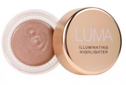 Кремовый хайлайтер LUMA Illuminating Highlighter Golden Glow: фото