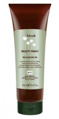 Маска для поврежденных волос NOOK Milk Sublime Ph4,7 250 мл: фото