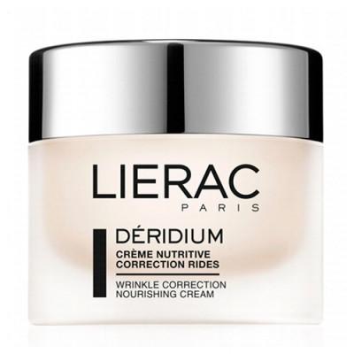 Крем питательный для сухой и очень сухой кожи Lierac Deridium 50 мл: фото