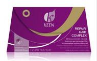 Восстанавливающий комплекс для волос KEEN REPAIR HAIR COMPLEX 7*5мл: фото