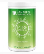 Кремовое обертывание с экстрактом белого чая Janssen Cosmetics Pure Harmony Calming Body Pack 1000 мл: фото