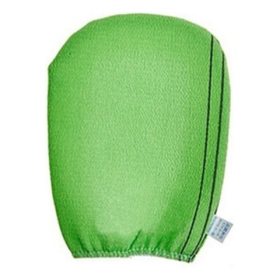 Мочалка-варежка для душа Sungbo Cleamy Viscose Exfoliating Body Towel 12см х 17см: фото