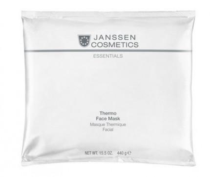 Маска термомоделирующая гипсовая Janssen Cosmetics Thermo Face Mask 440г: фото