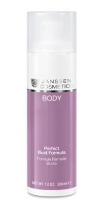 Cыворотка-лифтинг для бюста Janssen Cosmetics Perfect Bust Formula 200 мл: фото