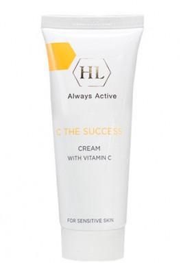 Крем с высокой концентрацией витамина C Holy Land C the SUCCESS Cream 70 мл: фото