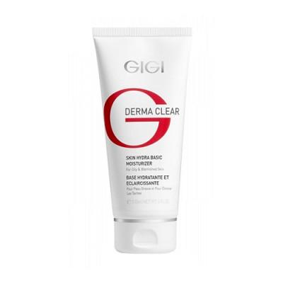 База под макияж увлажняющая GIGI Derma Clear Skin Hydra basic moisturiser 100 мл: фото