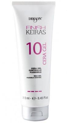 Воск-гель для волос Dikson FINISH CERA GEL 10 250мл: фото