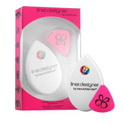 Аксессуар для прорисовки стрелок beautyblender liner designer розовый: фото