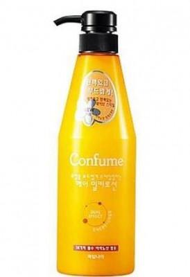 Лосьон для волос фиксирующий Welcos Confume Hair Miky Lotion 600г: фото