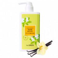 Лосьон для тела ванильный TOUCH ON BODY Vanilla Body Lotion 300мл: фото