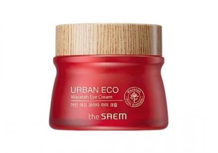 Крем вокруг глаз с экстрактом телопеи THE SAEM Urban Eco Waratah Eye Cream 30мл: фото