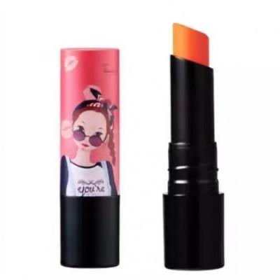 Бальзам для губ FASCY BANDANNA Tina Tint Lip Essence Balm Indian Orange 4г: фото