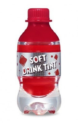 Тинт для губ ETUDE HOUSE Soft Drink Tint #RD301 Zero Red: фото