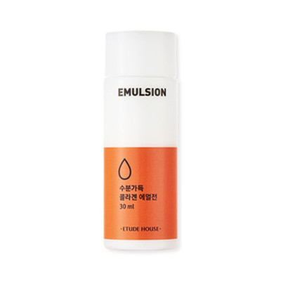 Эмульсия для лица с коллагеном ETUDE HOUSE Moistfull Collagen Emulsion 30мл: фото