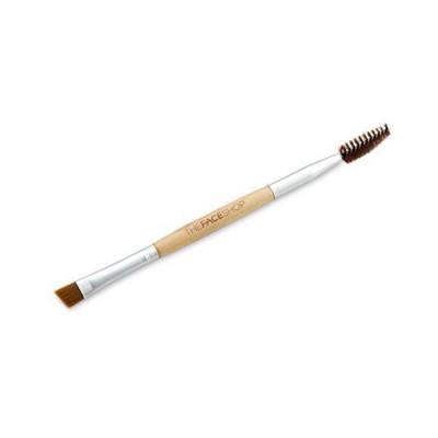 Кисть и расчёска для бровей The Face Shop Daily Beauty Tools Dual Eyebrow Brush: фото