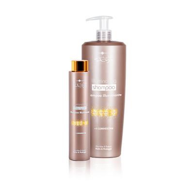 Шампунь, придающий блеск Hair Company INIMITABLE STYLE Illuminating Shampoo 250ml: фото
