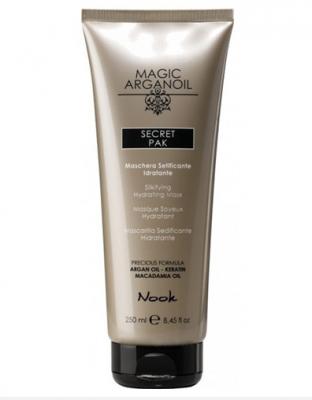 Маска разглаживающая и увлажняющая Магия Арганы Nook Magic Arganoil Secret 250мл: фото