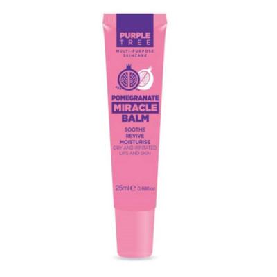 Бальзам для губ и кожи Purple Tree MIRACLE Гранат 25 мл: фото