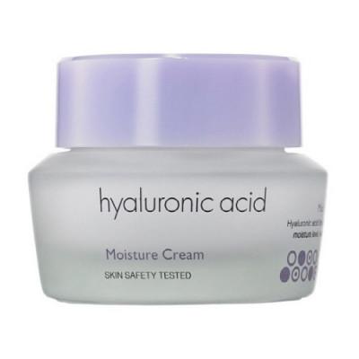 Крем увлажняющий для лица с гиалуроновой кислотой IT'S SKIN Hyaluronic Acid Moisture Cream: фото