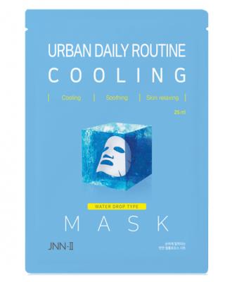Маска тканевая охлаждающая JUNGNANI JNN-II URBAN DAILY ROUTINE COOLING MASK 25мл: фото