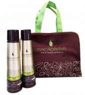 Набор Питание и увлажнение Macadamia Nourished Tresses: фото