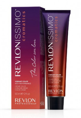 Краска для волос Revlon Professional Revlonissimo NMT Cromatics C60 усиленно Красный 60мл: фото