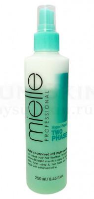Двухфазное средство для восстановления волос JPS Mielle Professional HYPER REPAIR TWO PHASE 250мл: фото