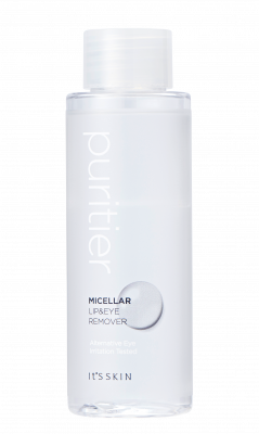 Средство для снятия макияжа с глаз и губ It'S SKIN Puritier Micellar Lip&Eye Remover 100 мл: фото