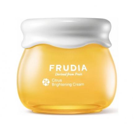 Крем-смузи для сияния кожи с цитрусом Frudia Citrus Brightening Cream 55 г: фото