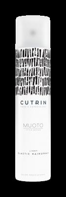 Лак легкой эластичной фиксации CUTRIN MUOTO LIGHT ELASTIC HAIRSPRAY 300 мл: фото