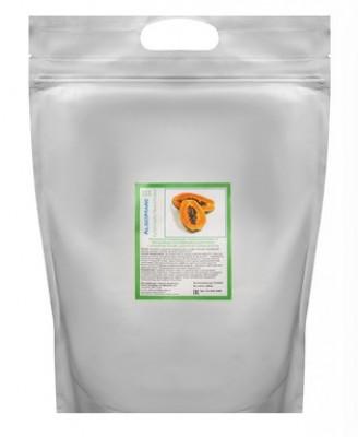 Альгинатная очищающая маска с экстрактом папайи ALGOMARE 1000 г: фото