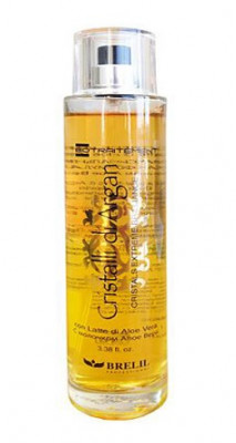 Однофазное средство с маслом Аргании Brelil Argan Oil Crystals 50мл: фото